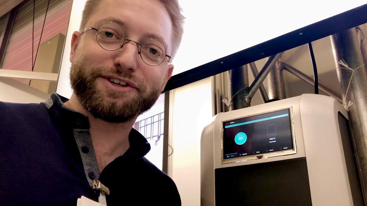 Beitrag zur smarten Wallbox von der Embedded World 2020 (DE)