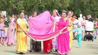 Фестиваль индийской культуры прошёл во Верхней Салде