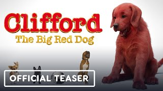 Clifford the Big Red Dog - Official First Look Teaser