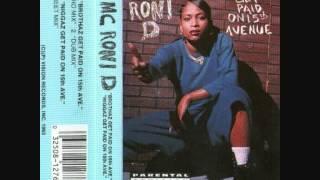 MC Roni D - Niggaz Get Paid On 15th Avenue - (1993)
