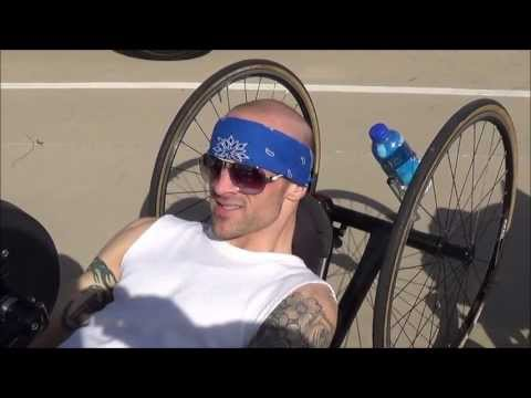 Baylor Institute for Rehabilitation and RISE Adaptive Sports Annual Hand-cycling Clinic 2013