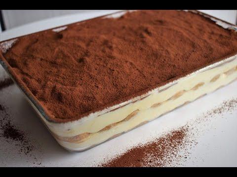 5 Dakikada Kedi Dilli Tiramisu Tarifi / Tiramisu recipe within five minutes