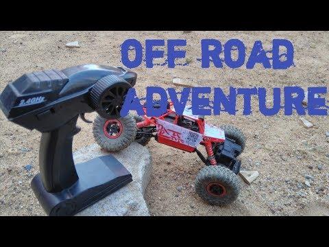 Rock crawler radio control | Advevture off road Testing!! | in tamil