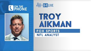 Troy Aikman Talks McCarthy to Cowboys, Brady, Cousins & More w/ Rich Eisen | Full Interview | 1/6/20