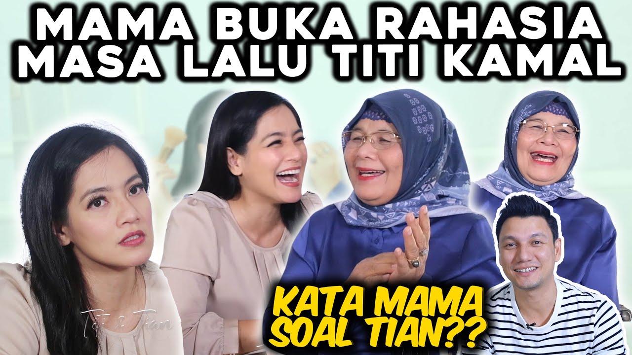 TITI KAMAL PERNAH PACARAN SAMA .... ??  MAMA BONGKAR MASA LALU | MOM DOES MY MAKEUP