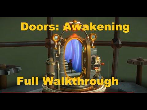 Doors: Awakening Full Walkthrough