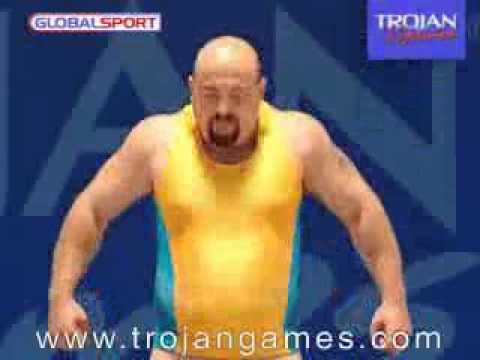 Странный вид спорта - Украина