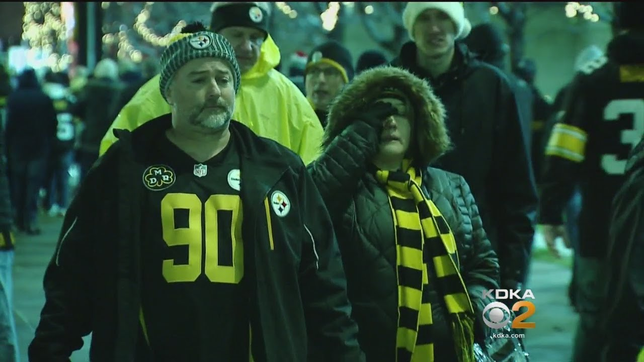 Steelers Fans 'Shocked' After Loss To Patriots