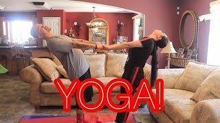 Pambansang Kolokoy was a Yoga instructor