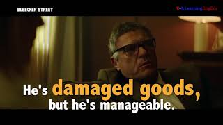 English @ the Movies: 'Damaged Goods'