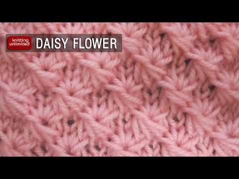 Daisy Flower Stitch Similar To Star Stitch Youtube
