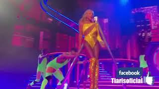 Un hombre armado irrumpe en una actuación de Britney Spears en Las Vegas