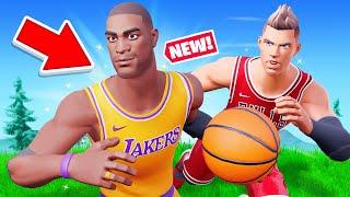 New NBA UPDATE in FORTNITE! (Early)