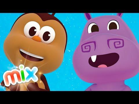 Играем вместе - сборник весёлых детских песен!