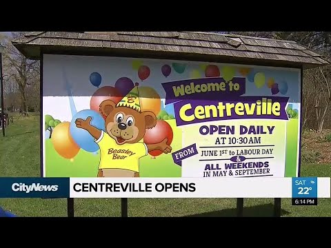 Centreville opens for the season