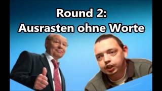Gernot Hassknecht vs Andreas von Frauentausch: AGGRO BATTLE