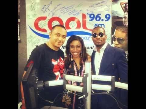 Cool FM Lagos - DBANJ Interviewed by Freeze (Part1)