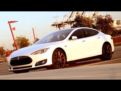 2015 Tesla Model S Review and Road Test