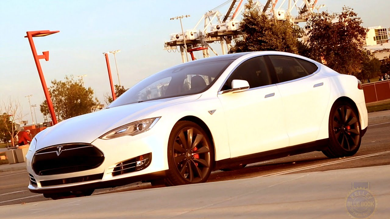 2015 Tesla Model S  Review and Road Test  YouTube