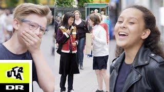 Skal massere fremmede | Børnene på Strøget | Ultra