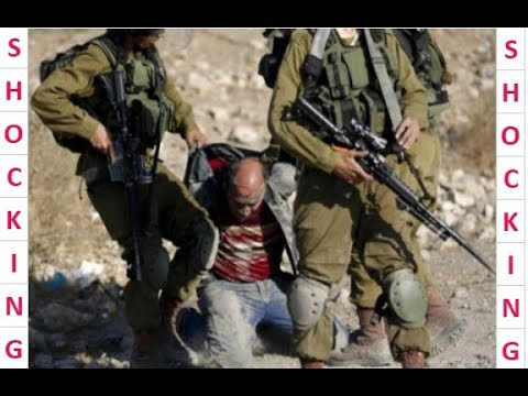 SHOCKING Videos Of Israel Soldiers Abusing Palestinians