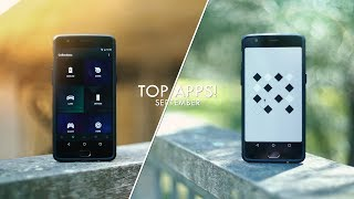 Top Android Apps! (September 2017)
