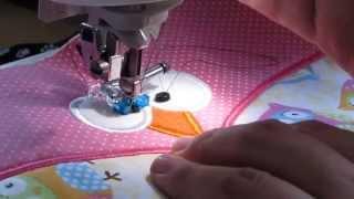 Como usar calcador de botão