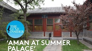 Aman at Summer Palace | Deluxe Suite by The Luxe Insider