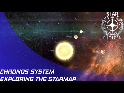 Star Citizen: Starmap - Chronos System