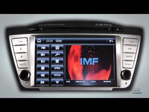 Sistema di Navigazione Multimediale Hyundai iX35 Facelift 2013