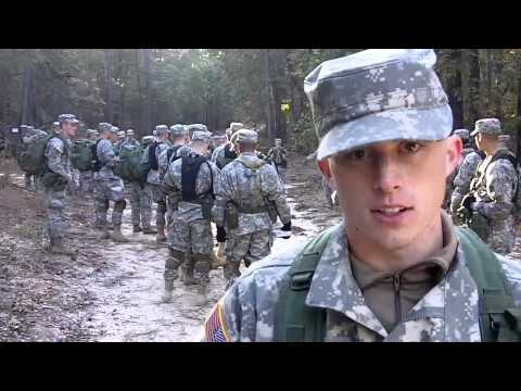 Army ROTC FTX at Fort Jackson