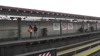 NYC Subway BMT Broadway Line - 30 Avenue to Astoria