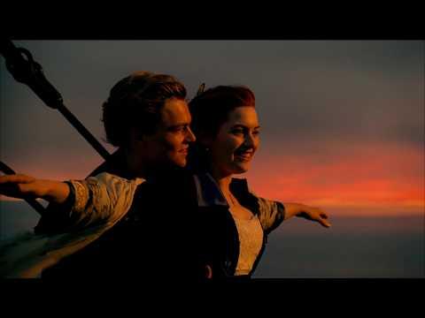 Titanic DVD/BLU-RAY (comparison)