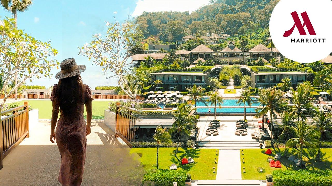 Phuket Marriott Resort and Spa, Nai Yang Beach // Marriott Bonvoy - Best Resort in Phuket.