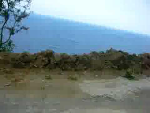 Gubu(Turkey) cliff road