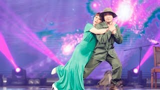 vietnams got talent 2016 - ban ket 4 - hai me con my le van huan