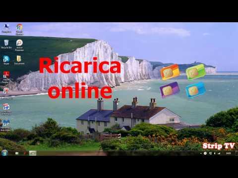 Ricarica Hi-tech - Come ricaricare online il credito del cellulare