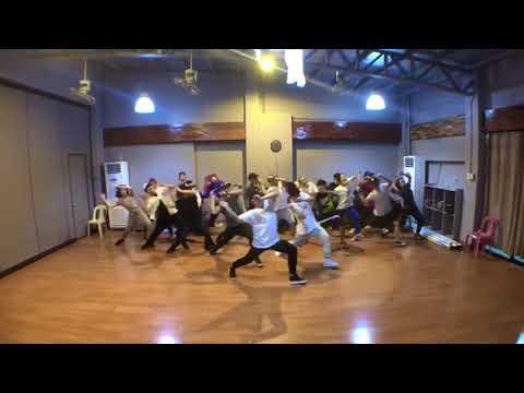Rockwell All we need is LOVE Dance Challenge