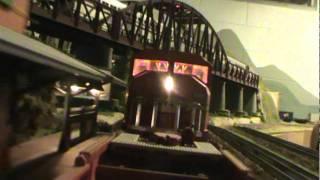 Mth Trains, Lionel, Layout, 3rail