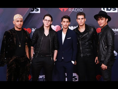 CNCO ABOUT CRAZY FANS, WORKING WITH LITTLE MIX AND THEIR BIGGEST DREAM