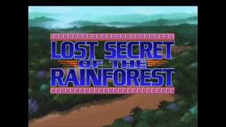 EcoQuest 2: Lost Secret Of The Rainforest - game Loop Demo (Roland MT-32)  PC MS-DOS Game, 1993
