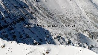 Алтай.  Земля снежного барса