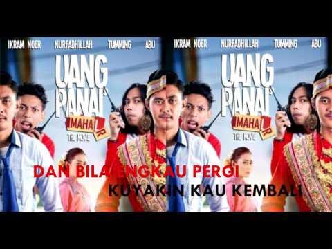 Dheandra - Bila Kau Pergi (Ost. Uang Panai Mahal - Karaoke Version)
