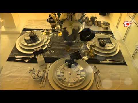 Detalles como decorar una mesa de fin de a o 26 de for Mesa de fin de ano