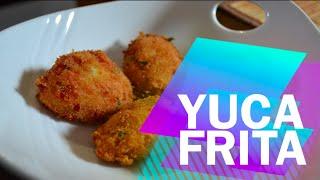 Yuca Frita // Fried Yuca
