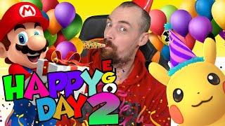 Wir feiern meinen Geburtstag! - Happy Ego Day Part 2 mit Mario Kart 8 Deluxe \u0026 Pokemon