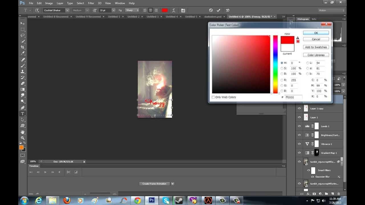 Tutorial avatar photoshop cs6 effect ae cerere youtube tutorial avatar photoshop cs6 effect ae cerere baditri Images