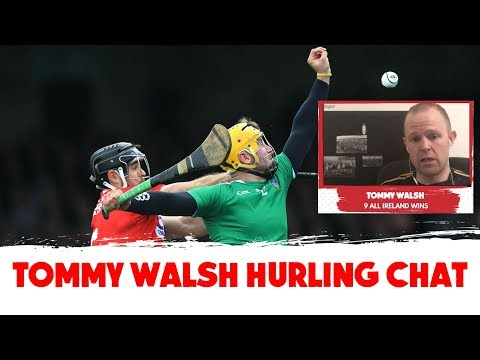 Limerick are a credit to hurling - Tommy Walsh's league overview