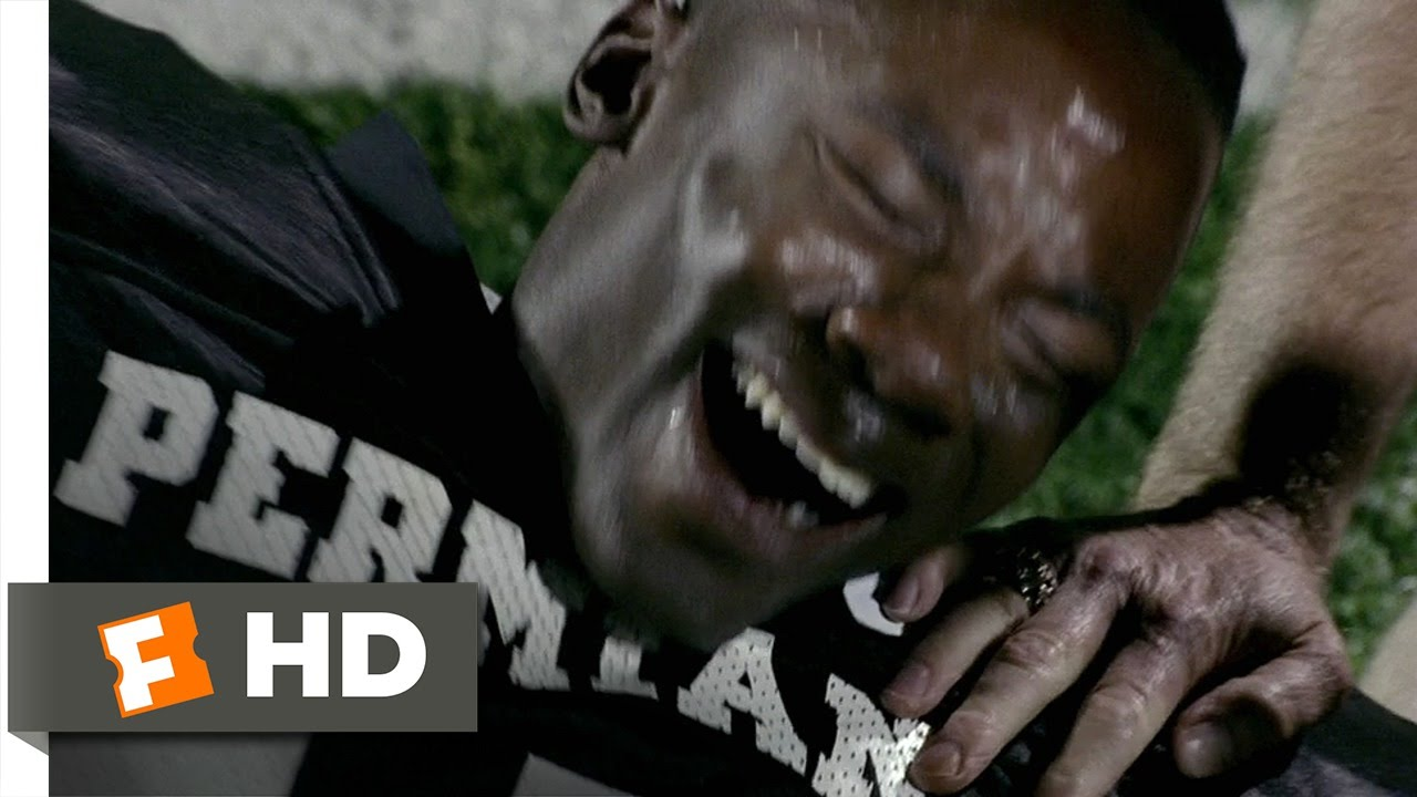 Friday Night Lights 3 10 Movie Clip Boobie Goes Down 2004 Hd
