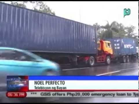 Kongreso, ipinanukala ang 3 buwang moratorium sa truck ban sa lungsod ng Maynila [8/21/14]